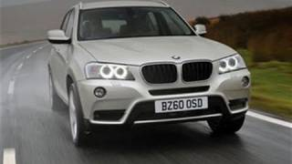 [Autocar] BMW X3 video review 90sec verdict