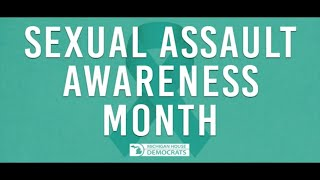 Rep. Pohutsky Recognizes the Importance of Sexual Assault Awareness Month
