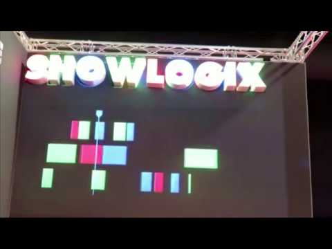 Showlogix ISE 2018 | Video Mapping