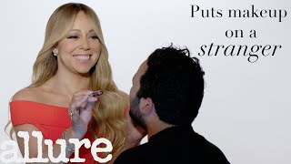 Mariah Carey Tries 9 Things Shes Never Done Before Allure