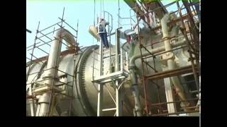 Bhikki Power Plant: Second Gas Turbine Arrive
