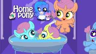 Home pony game - trailer