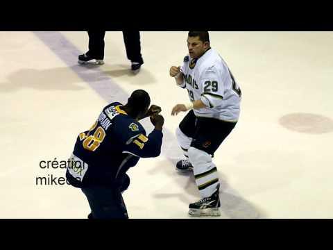 Dannick Lessard vs. Samuel Duplain