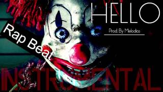 Base de Rap - Hello - Terror Hip Hop Instrumental | M-Beats ツ