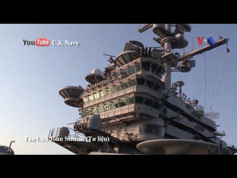 Mỹ đưa thêm tàu chiến vào Biển Đông