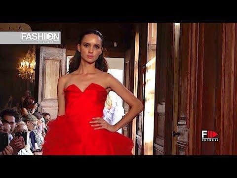 XUAN Haute Couture Fall 2019 Paris - Fashion Channel