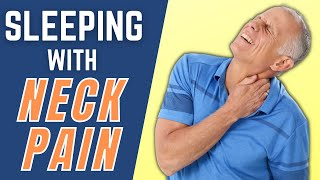 Best Sleeping Position for Neck Pain, Pinched Nerves, & Arm Pain.