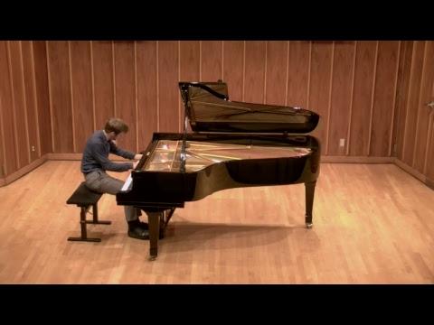 My Master's Degree Solo Piano Recital