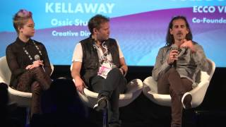Check out our panel on immersive audio for VR at last weeks