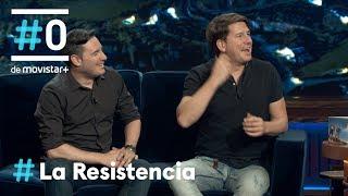 LA RESISTENCIA - Entrevista a Andy y Lucas | #LaResistencia 19.06.2018