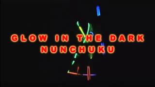preview picture of video 'Glow in the Dark Nunchuk | Mount Laurel Community Event'