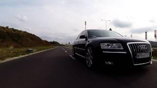 Auto do wynajęcia na ślub - Audi A8 4.2 V8