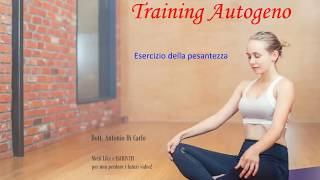 Training Autogeno, Pesantezza