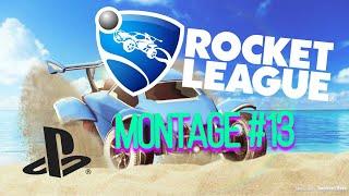 (Rocket League) Montage #13