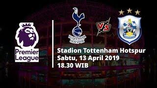 Video Live Streaming dan Jadwal Laga Tottenham Hotspur vs Huddersfield Via MAXStream beIN Sport