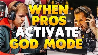 When Siege Players Activate * GOD MODE * - Rainbow Six Siege Pro League