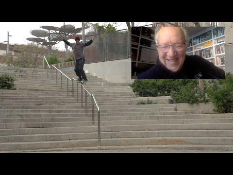 Werner Herzog on Skateboarding