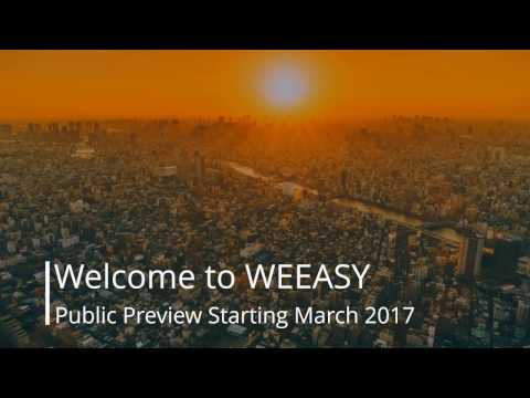 Welcome to WEEASY