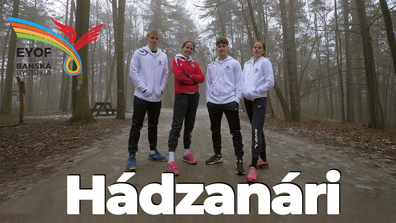 Ži zdravo s EYOF 2022 Banská Bystrica | Hádzanári