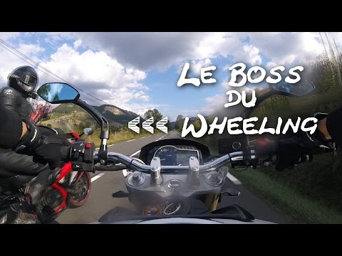 WHEELING • Gsr 750 Mes Débuts • x34-Roro FR
