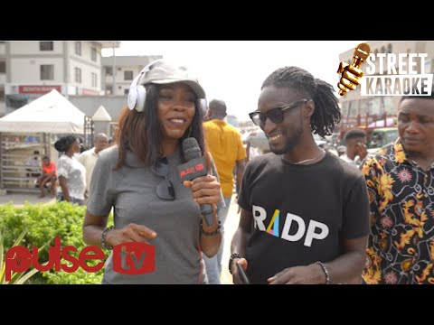 Street Karaoke....Nigerians Attempt to Sing Your Favourite Songs From Olamide, Dj Spinall & Phyno!