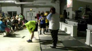 TEEN CAMP 2014--Christmas in July