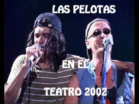 Las Pelotas En Vivo En El Teatro 2002   11   la creciente