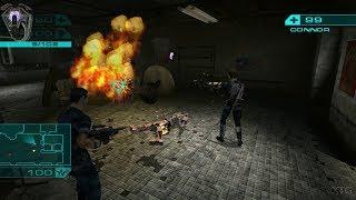 Terminator: Dawn of Fate PS2 Gameplay HD (PCSX2)