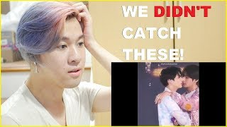 Questionable things Taekook do Reaction | SO QUESTIONABLE