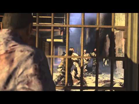 Black Ops 2: All Zombies Cutscenes + Buried Cutscene