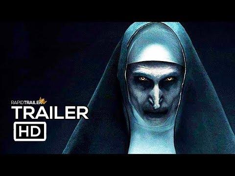 The nun official trailer  2018  horror movie hd