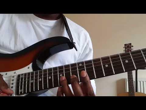 Soukous Guitar: Tutorial Soukous Intro