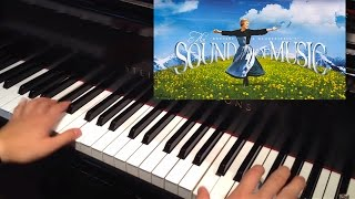The Sound Of Music: My Favourite Things (Piano Cover)
