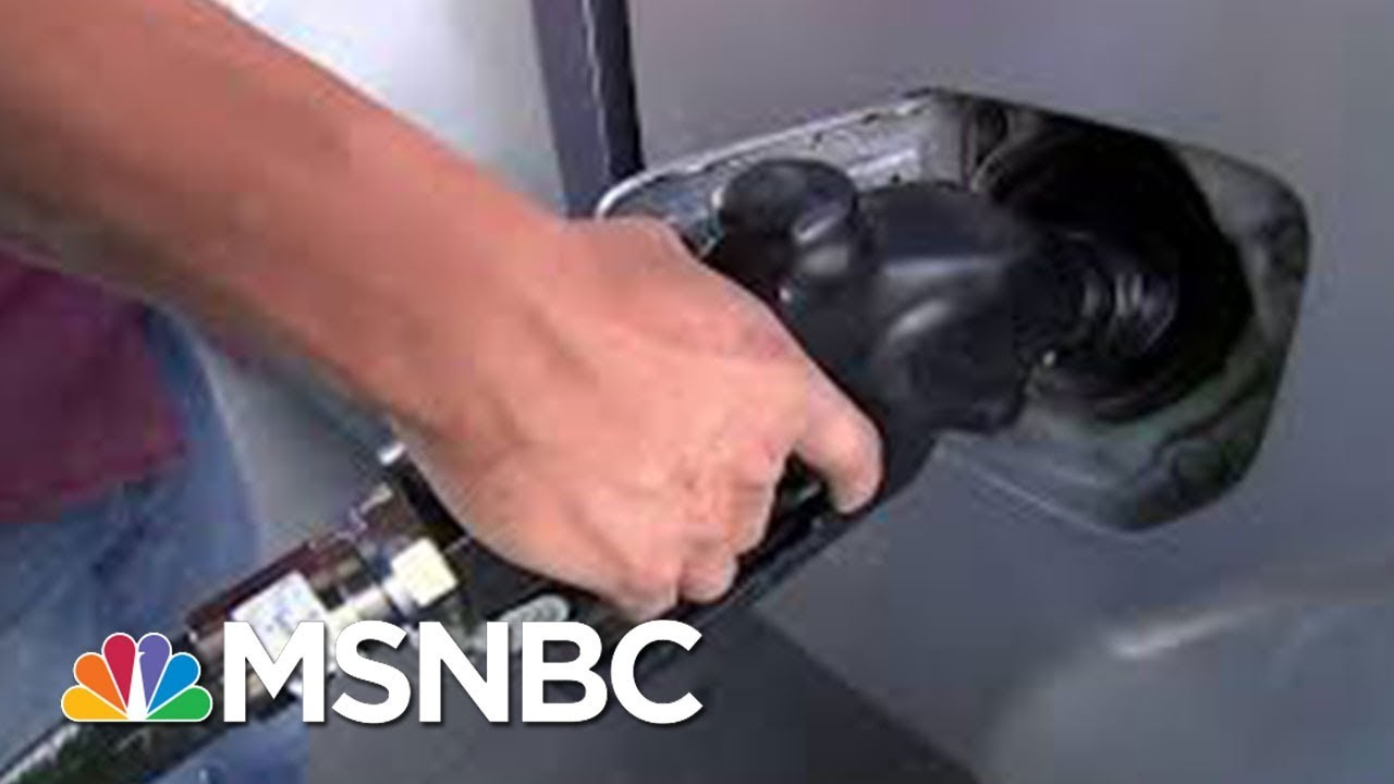 President Donald Trump Demanding Cut In Oil Prices To Lower Gas Prices | Velshi & Ruhle | MSNBC thumbnail