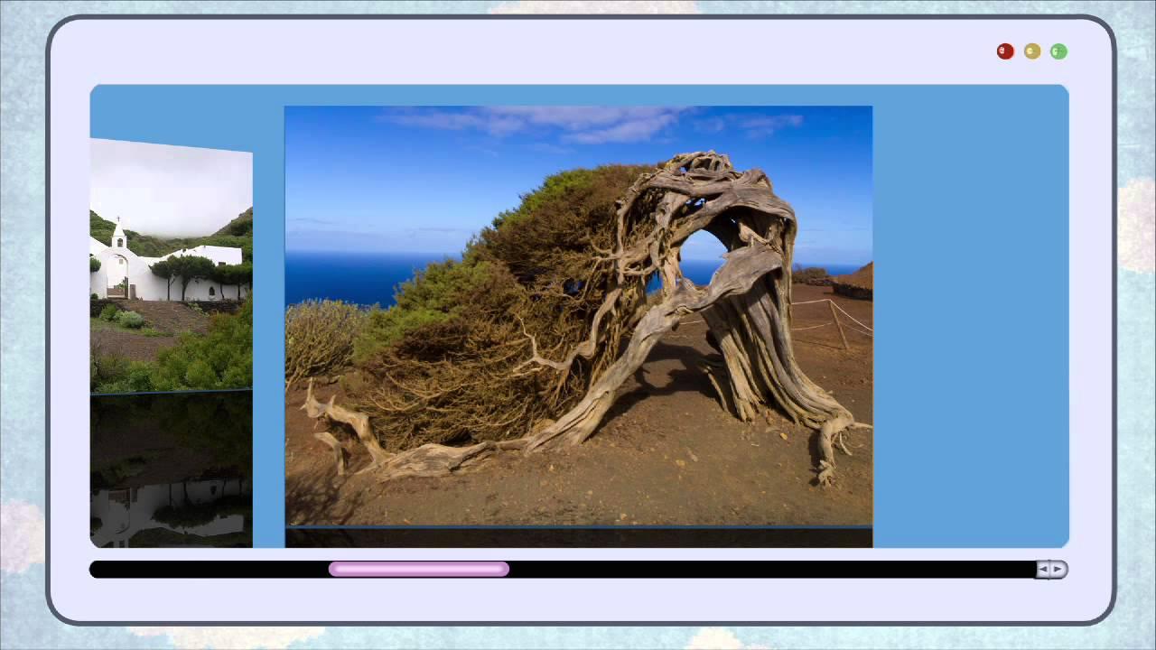 Cuál es la isla de El Hierro. Piélago y sus amigos.
