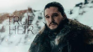(GoT) Jon Snow | True Heir