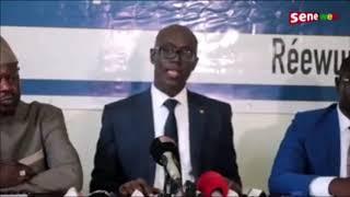 Thierno Alassane Sall avait déja alerté depuis longtemps …