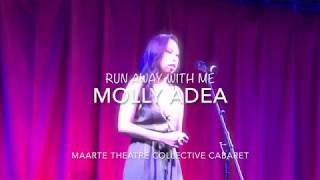 Molly Adea performs with Maarte Theatre Collective