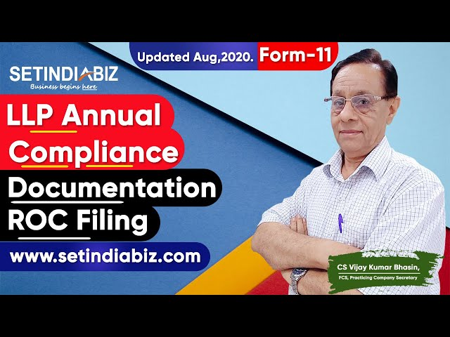 Compliance After Incorporation of LLP