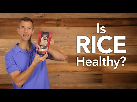 Video Is Rice Healthy?