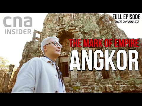 Cambodia's Temple Kingdom | The Mark Of Empire | Angkor