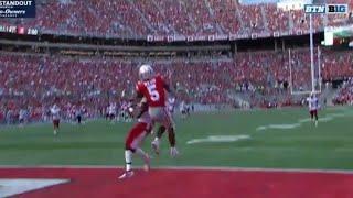 Garrett Wilson INSANE TD CATCH // Ohio State vs. Miami Touchdown from Chris Chugunov