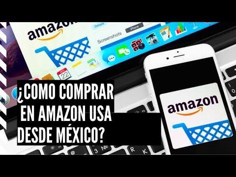 Amazon USA como comprar desde México 2019 o cualquier otro país