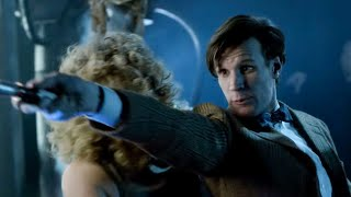 The Doctor Defeats The Silence