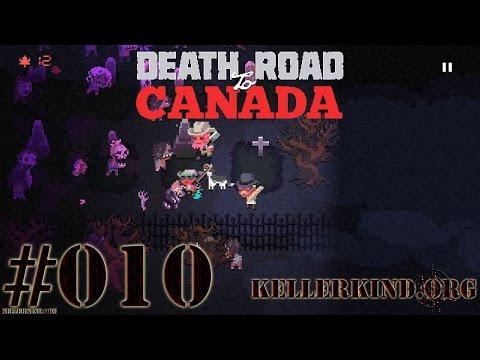 Death Road to Canada #10 – Gartenparty mit Zombies ★ We play Death Road to Canada [HD 60FPS]