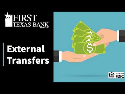 External Transfer