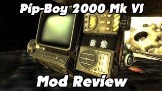 Pip-Boy 2000 Mk VI - Fallout Mod Review