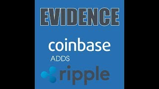 Coinbase Adds XRP Ripple buy Ripple before the Massive Pump