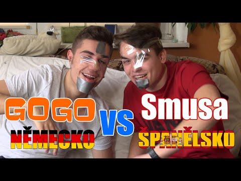 GoGo vs Smusa - Španělština vs Němčina
