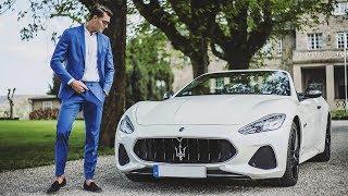 Maserati GranCabrio MC Sport Line